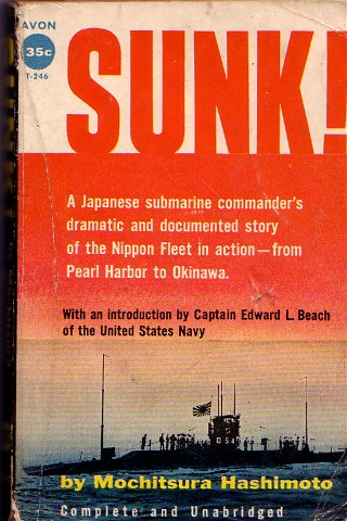 Image for SUNK; THE STORY OF THE JAPANESE SUBMARINE FLEET, 1942-1945; SUNK; THE STORY OF THE JAPANESE SUBMARINE FLEET, 1942-1945