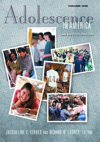 Image for Adolescence in America: An Encyclopedia: Adolescence in America [2 volumes]: An Encyclopedia (The American Family)