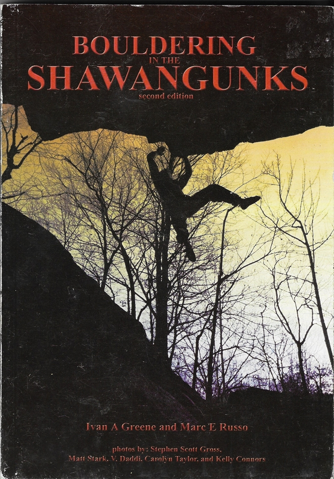 Image for Bouldering in the Shawangunks