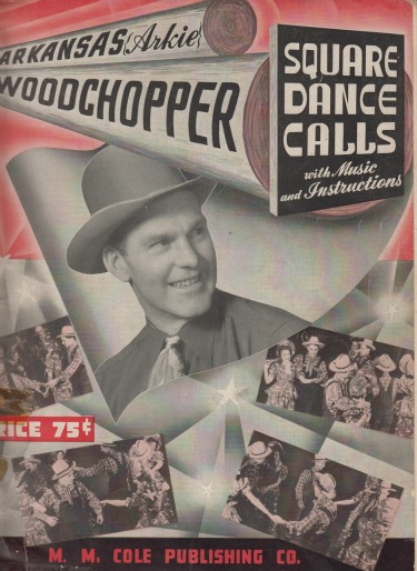 Image for Square Dance Calls with Music and Instructions (and Illustrations); 1940
