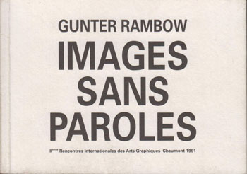 Image for Images Sans Paroles (Signed) by Gunter Rambow