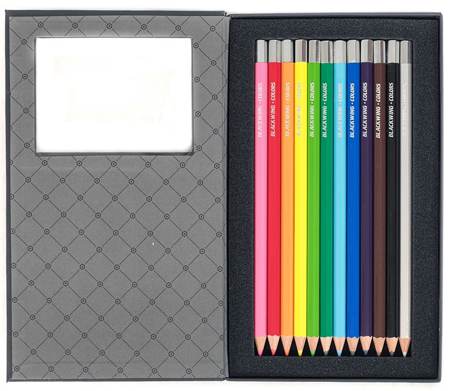 Image for Blackwing Colored Pencil Set - 12 Different Colors