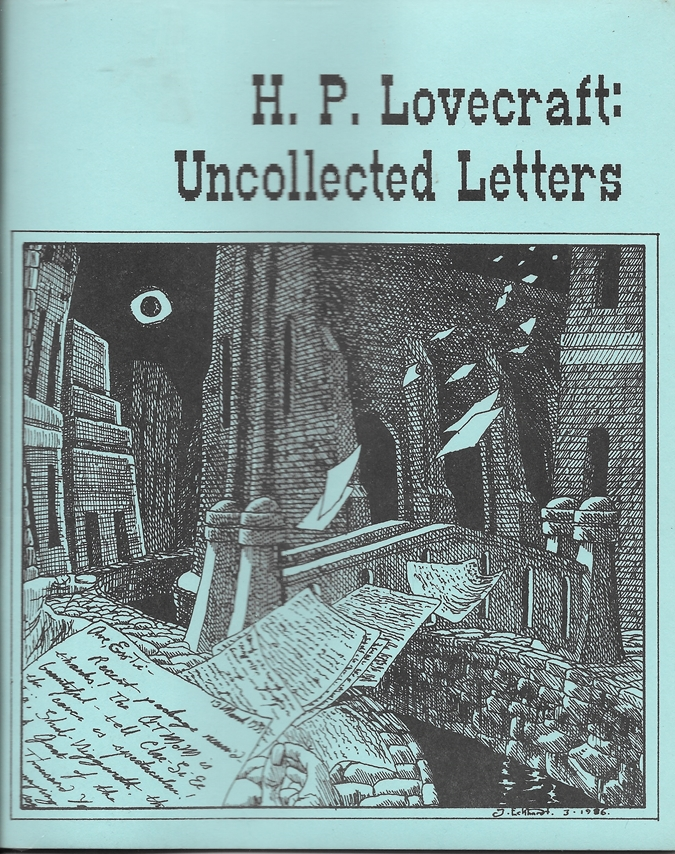 Image for H. P. Lovecraft: Uncollected Letters