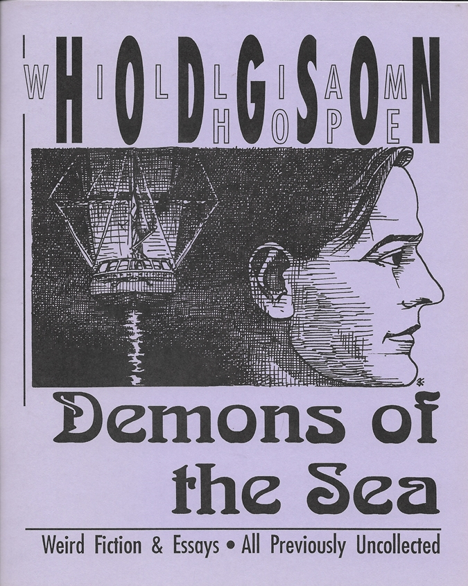 Image for Demons of the sea
