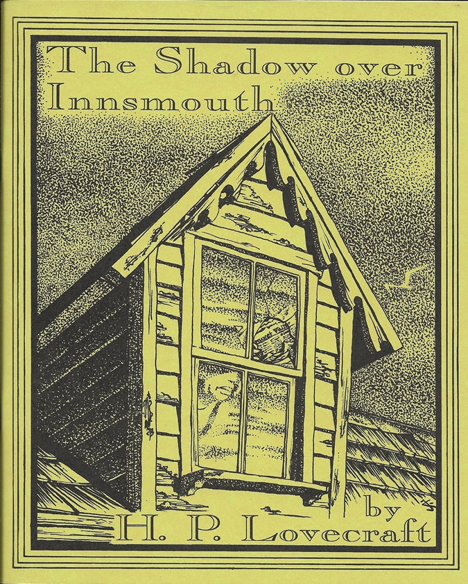 Image for The shadow over Innsmouth