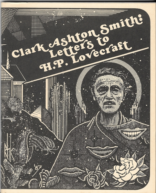Image for Clark Ashton Smith: Letters to H.P. Lovecraft