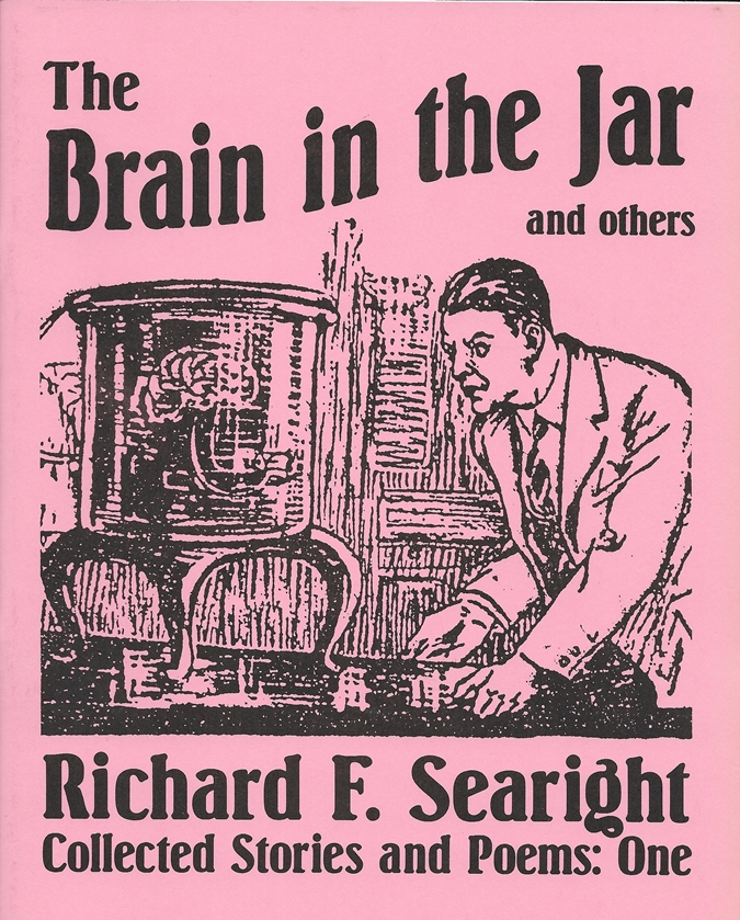 Image for The Brain in the Jar and Others: Collected Stories and Poems Volume One